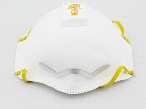 3m 8511 n95颗粒物防护口罩图片